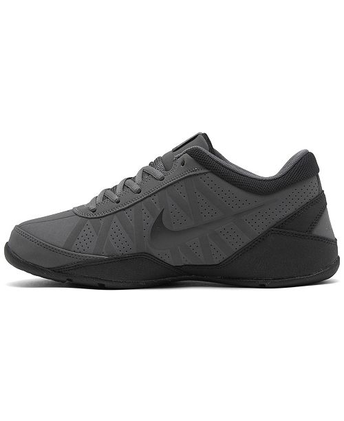 c6a7437c2fd8 Nike Men s Air Ring Leader Low Basketball Sneakers from Finish Line ...