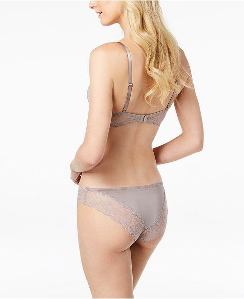 c490e69fdb0e1 Calvin Klein Seductive Comfort Lace Demi Bra   Bikini   Reviews ...