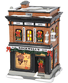 Department 56 Villages Rockwell's 5 & Dime