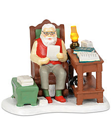 Department 56 Villages Santa Comes To Town, 2018