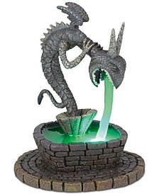 Department 56 Villages Nightmare Before Christmas Town Square Fountain