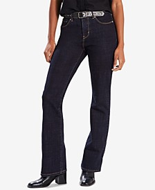 Women's Classic Bootcut Jeans in Short Length