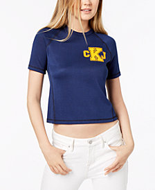 Calvin Klein Jeans Graphic Top