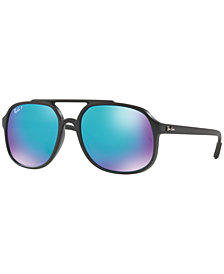 Ray-Ban Chromance Collection Sunglasses, RB4312CH 57