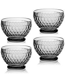 Villeroy & Boch Boston Small Bowls, Set of 4