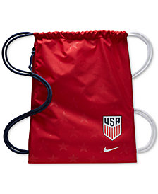 Nike USA Graphic Stadium Gym Sack