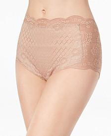 Tummy-Compression Lace Panty 012938
