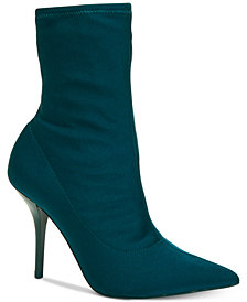 Calvin Klein Women's Mada Ankle Booties