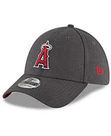New Era Los Angeles Angels Charcoal Classic 39THIRTY Cap