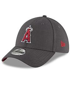New Era Los Angeles Angels Charcoal Classic 39THIRTY Cap