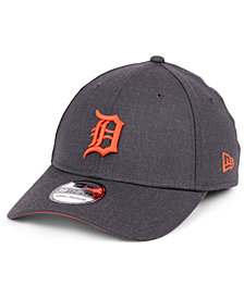 New Era Detroit Tigers Charcoal Classic 39THIRTY Cap