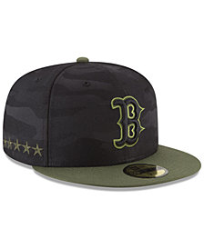 New Era Boston Red Sox Memorial Day 59FIFTY FITTED Cap