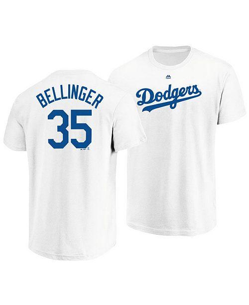 sale retailer c890b a5ce2 Majestic Cody Bellinger Los Angeles Dodgers Official Player T ...