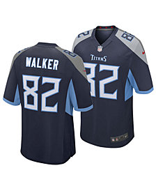 Nike Men's Delanie Walker Tennessee Titans Game Jersey