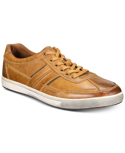 Sprinter Leather Sneaker Kenneth Cole Reaction Real Cheap Online Buy Cheap In China Big Discount Cheap Price Cheap Sale Websites Clearance For Cheap ESM1QbPaOt