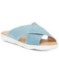 Lucky Brand Slip-On Mahlay Sandals