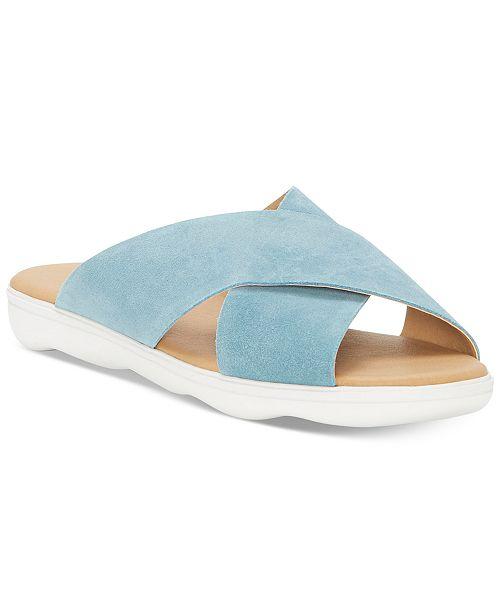Lucky Brand Women's Mahlay Slide Sandal