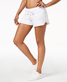 Calvin Klein Performance Curved-Hem Shorts