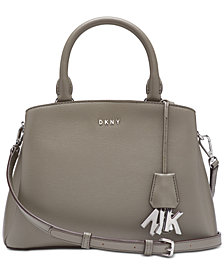 DKNY Paige Medium Satchel, Created for Macy's