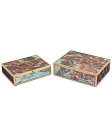 Zuo Mundi Boxes, Set of 2