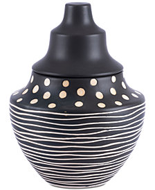 Zuo Niger Small Bottle Vase