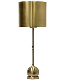 Harp & Finial Fulton Table Lamp