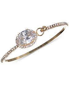 Nina Crystal Cuff Bracelet