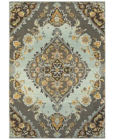 "CLOSEOUT! JHB Design Archive Thompson 6' 7"" x  9' 1"" Area Rug"