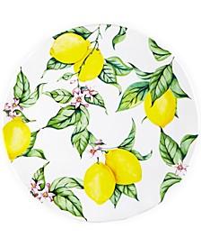"""Limonata 16"""" Melamine Platter"""