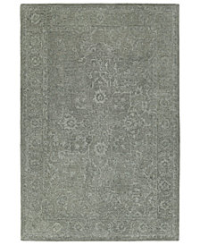 Macy's Fine Rug Gallery Whisper Heriz Area Rug  Collection