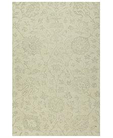 Macy's Fine Rug Gallery Whisper Kashan 8' x 10' Area Rug
