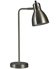 Stylecraft Brushed Steel Task Lamp