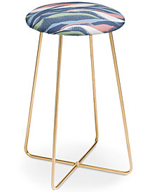 Deny Designs Gabriela Fuente Mount Counter Stool