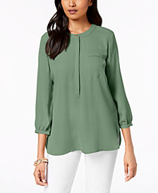Olive Green Blouses Shop For And Buy Olive Green Blouses Online
