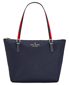 kate spade new york Varsity Stripe Maya Tote