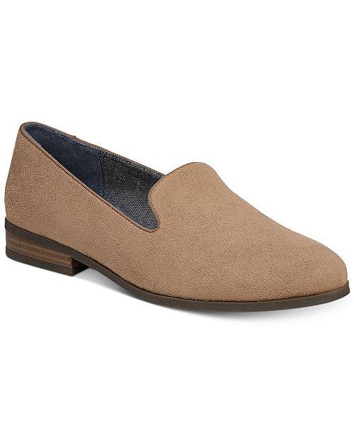 Dr. Scholl's Emperor Smoking Flats Women's Shoes rV0oFWWRr