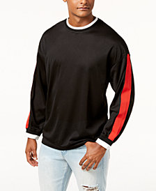 Jaywalker Men's Drop Mesh Pullover