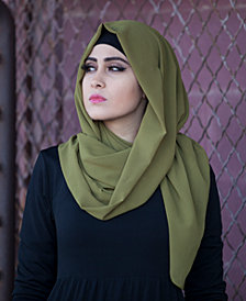 Verona Collection Chiffon Scarf