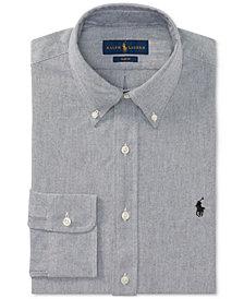 Polo Ralph Lauren Men's Classic Fit Cotton Easy Care Dress Shirt