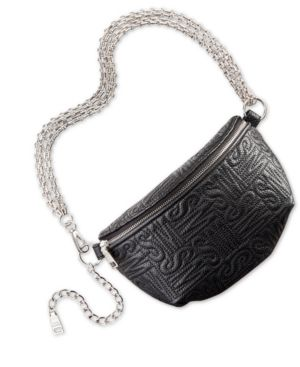RANDIE EMBOSSED BELT BAG