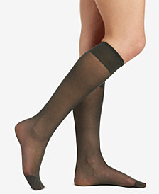 Berkshire Women's  All Day Sheer Knee Highs 6355