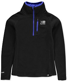Karrimor Boys' Microfleece Pullover from Eastern Mountain Sports