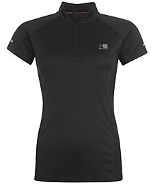 Karrimor Women's 1/4-Zip Short-Sleeve Tee from Eastern Mountain Sports