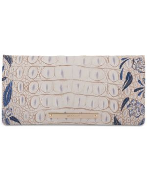 Brahmin Ady Indigo Palaminto Wallet 5996522