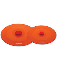 Rachael Ray Accessories 2-Pc. Top This! Suction Lid Set