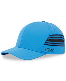 BOSS Men's Water-Repellent Cap