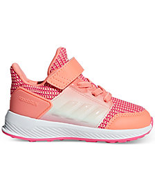 adidas Toddler Girls' RapidaRun Running Sneakers from Finish Line