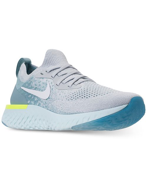 Nike Women s Epic React Flyknit Running Sneakers from Finish Line ... 700b44eb5b27