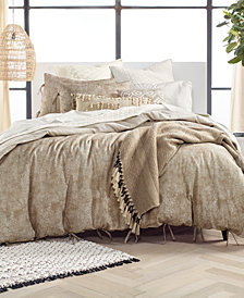 Lucky Brand Kashmir Duvet Cover Sets, Created for Macy's