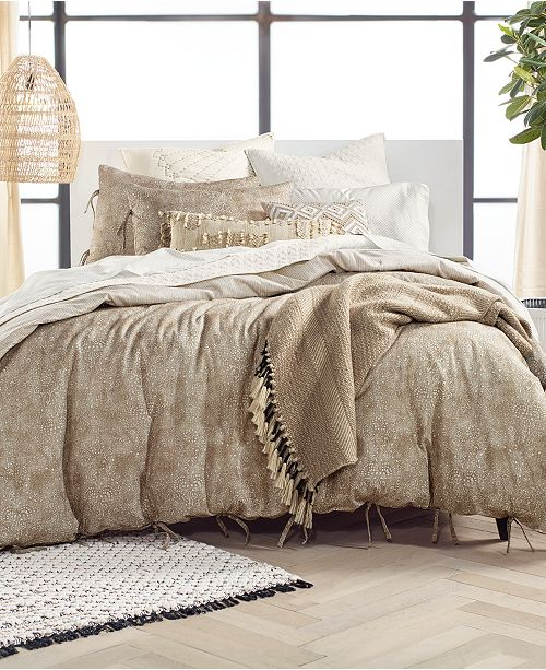 Lucky Brand CLOSEOUT! Kashmir Bedding Collection, Created for Macy's